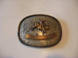 German-Rodeo-Buckle